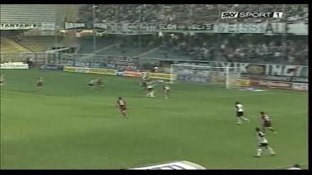 Cesena - Arezzo 2-0