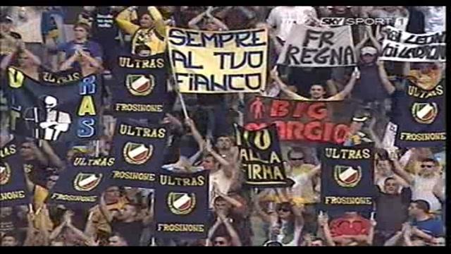Juventus - Frosinone 1-0