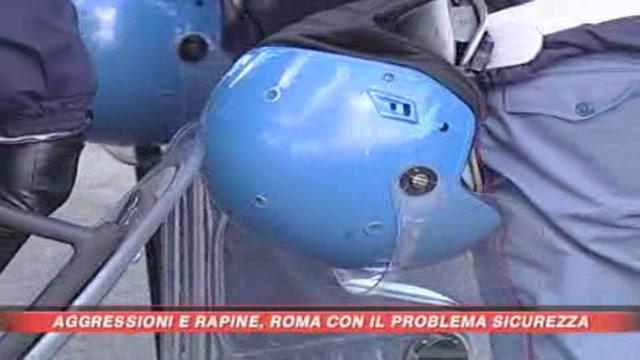 Roma combatte per la sicurezza