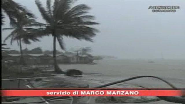 Tifone si abbatte sulle Filippine