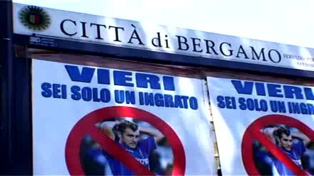 Bergamo dice no a Vieri