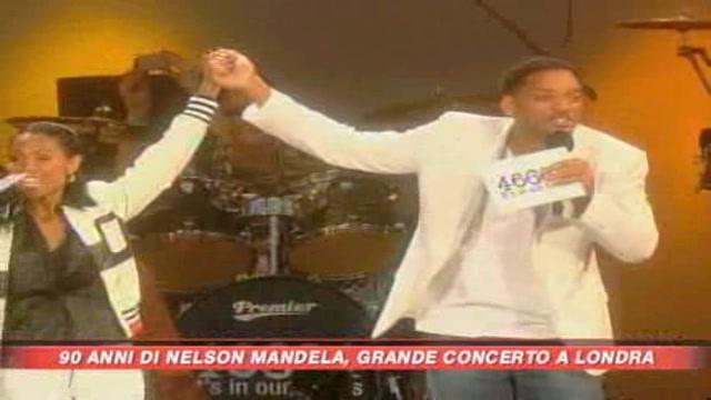 I 90 anni di Nelson Mandela