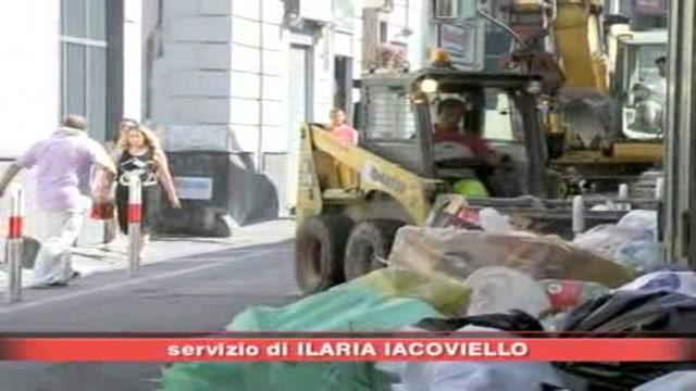 Rifiuti, in soccorso la Lombardia
