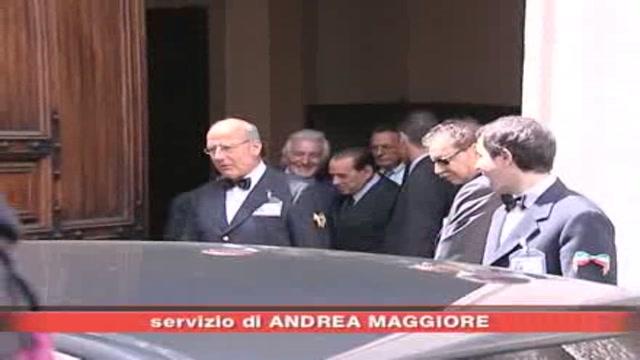 Giustizia, Berlusconi non si ferma