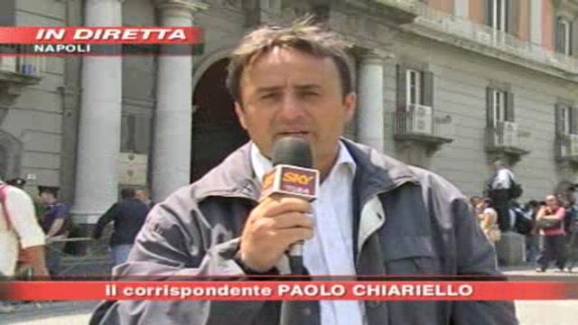 Berlusconi, nuova visita a Napoli