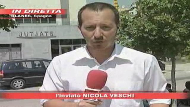 Victor davanti ai magistrati