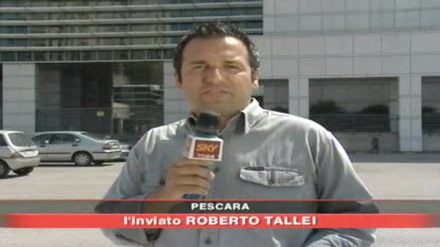 Arrestato Ottaviano Del Turco