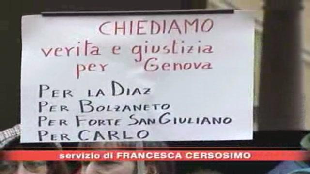 Attesa per sentenza Bolzaneto