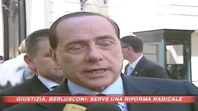 Del Turco, affondo di Berlusconi