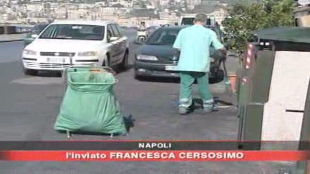 Berlusconi:Emergenza rifiuti finita