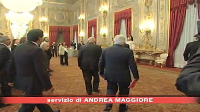 Lodo, Napolitano: Nessuna pressione