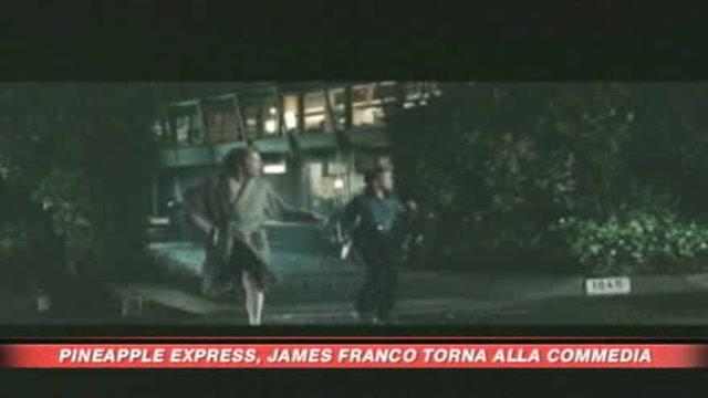James Franco torna alla commedia