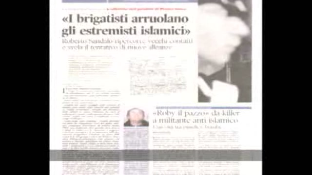 Br alleate dei terroristi islamici