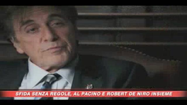 De Niro e Al Pacino ancora insieme