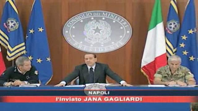 Manovra, Berlusconi a SKY TG24