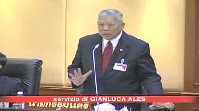 Thailandia, il premier dichiara lo stato di emergenza