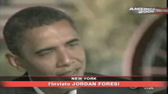 America 2008: Obama, che gaffe: Sono musulmano