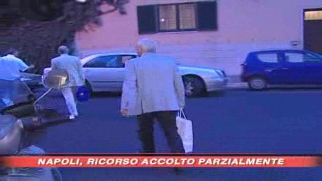 Il ricorso del Napoli non soddisfa la società