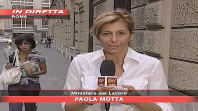 Alitalia, la trattativa riprende alle 13