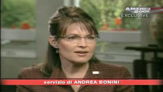 Usa, Sarah Palin: Pronta alla guerra con la Russia