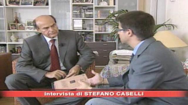 Alitalia: Bersani: Nostro governo era vicino alla soluzione