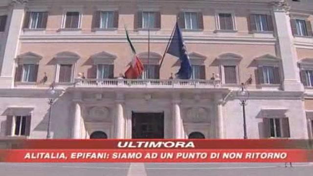Alitalia, l'opposizione attacca il governo