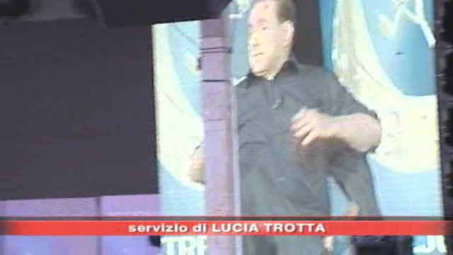 Berlusconi: Per il governo momento più che positivo