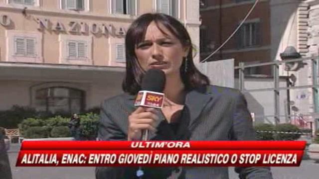 Alitalia, il commissario Fantozzi riapre l'asta