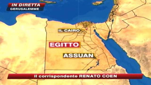 Egitto, giallo sul rapimento degli 11 turisti