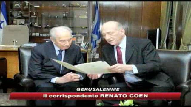 Israele, Peres avvia consultazioni per nuovo governo