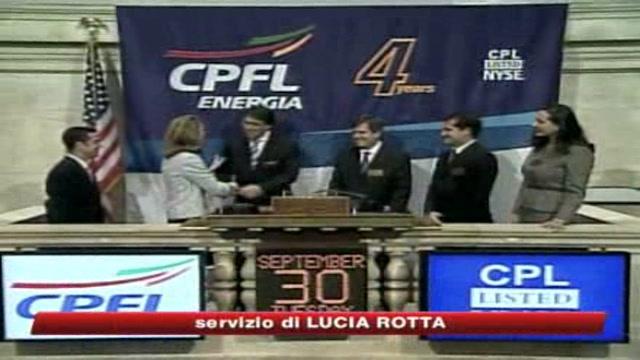 Wall Street recupera, a Milano titolo Unicredit in picchiata