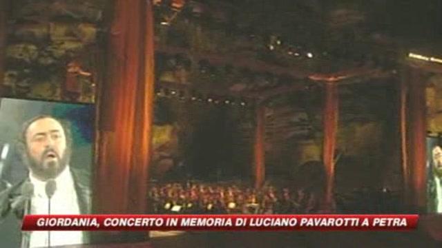 Pavarotti, parata di stelle nel concerto per il maestro