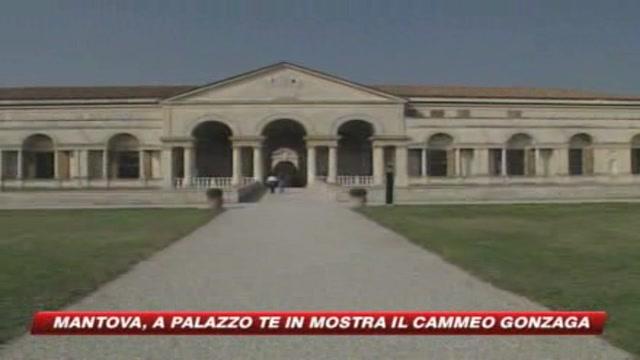 Il cammeo Gonzaga in mostra a Mantova