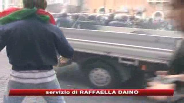 Scontri a Roma, Governo: innescati da studenti di sinistra