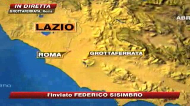 Crolla una palazzina a Grottaferrata: due vittime