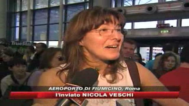 Alitalia, ancora caos negli aeroporti. Cancellati 124 voli