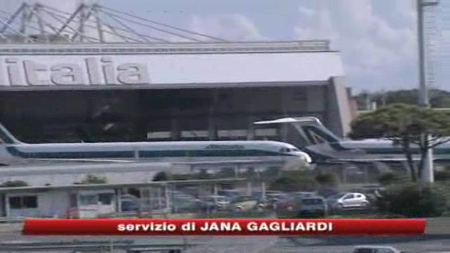 Alitalia, Berlusconi: Sciopero selvaggio danno al Paese