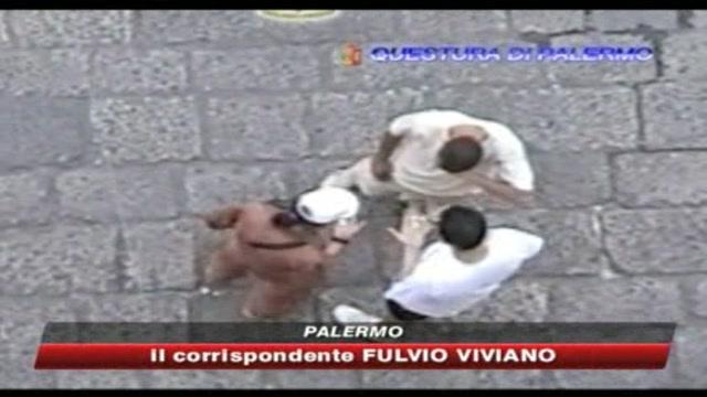 Palermo, manette per un serial-rapinatore