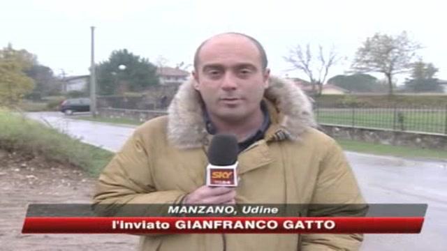 Udine, donna uccisa a colpi di pistola nella sua villa