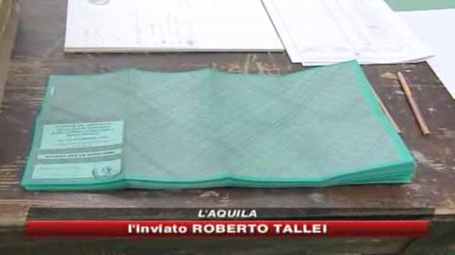 Regionali in Abruzzo, scarsa affluenza: 17 per cento in calo