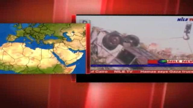 Tragico incidente in Egitto, si ribalta un pullman: 57 morti