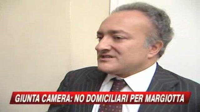 Giunta Camera: no a domiciliari per Margiotta
