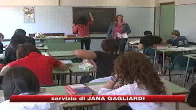 Scuola, Gelmini: Nessun passo indietro