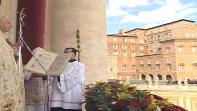 Il Papa: pace in Terra Santa. Basta bambini maltrattati
