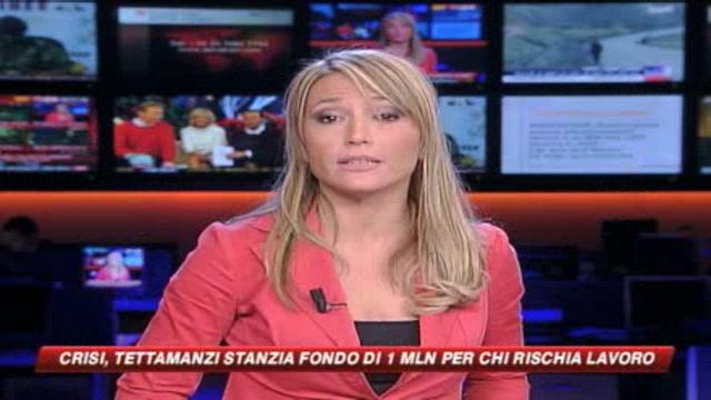 Crisi, Tettamanzi stanzia un fondo per chi rischia il lavoro