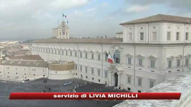 Napolitano: Dalla crisi esca un'Italia più giusta
