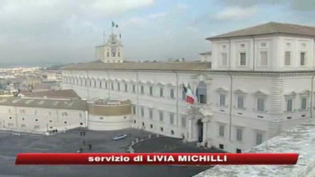 Napolitano sprona l'Italia: crisi sia occasione di rinascita