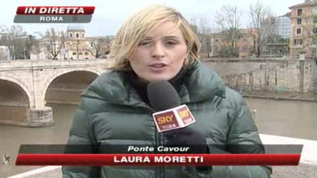 Capodanno, tuffi a Roma e regate a Firenze