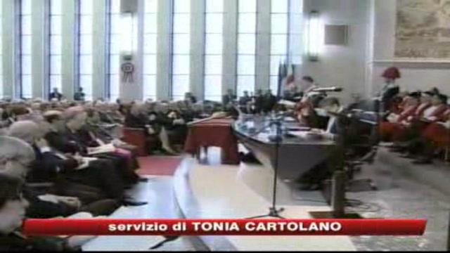 Giustizia, Alfano invoca la riforma