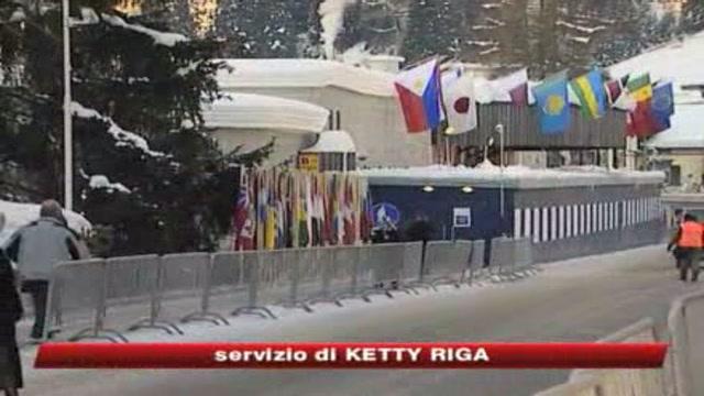 Summit Davos, Brown: Potezionismo rischio peggiore